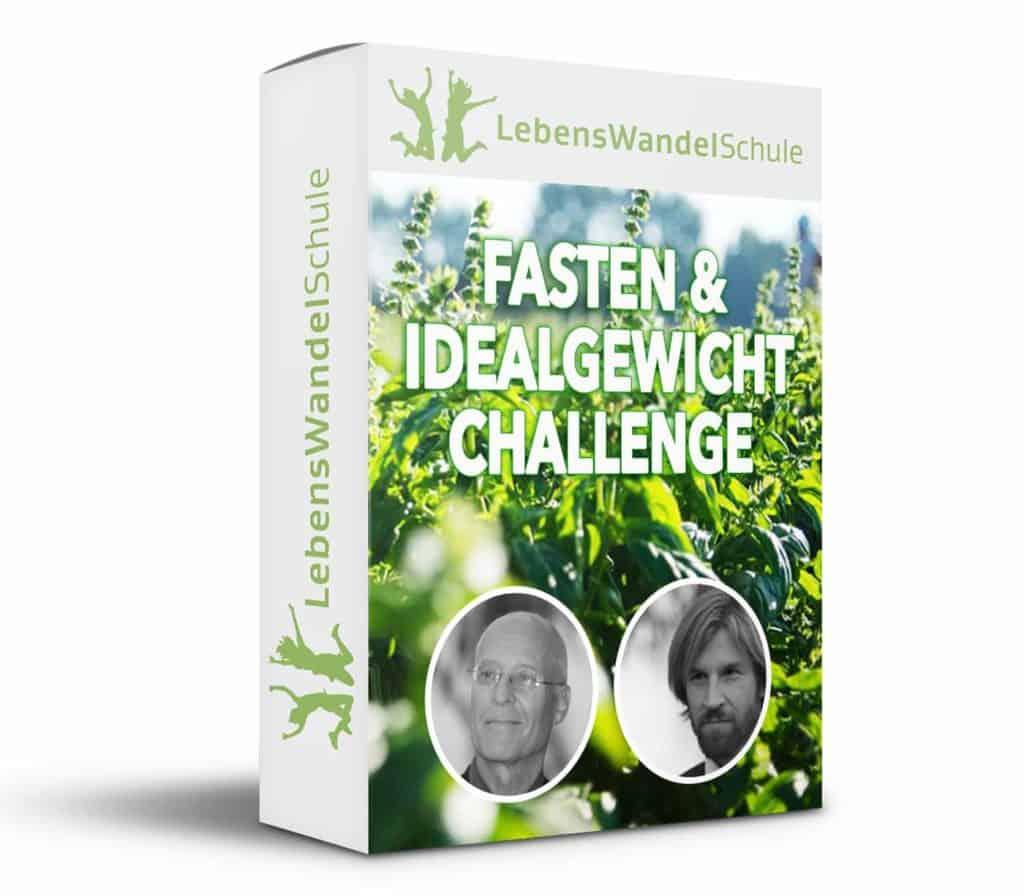 Ruediger Dahlke Fasten Detox Idealgewicht in der Lebenswandelschule