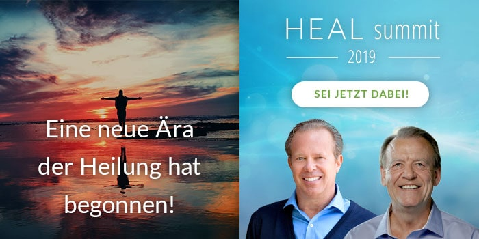 Heal Summit 2019: Eine neue Ära der Heilung u.a. mit Joe Dispenza und Dawson Church