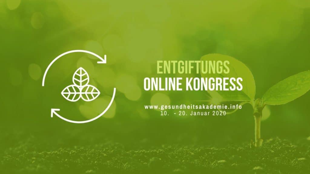 Entgiftungs-Onlinekongresses 2020