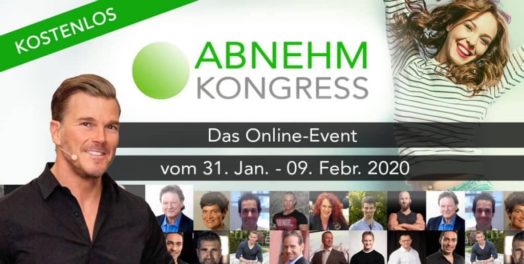 Abnehmen mit dem Wissen vom Online-Kongress 2020: Für Deine Wunschfigur und Deine Gesundheit
