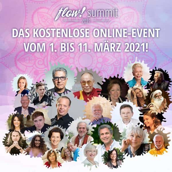 Über 80 Experten auf dem Flow Summit 2021