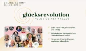Glücksrevolution - Kongress 2021 - Folge Deiner Freude