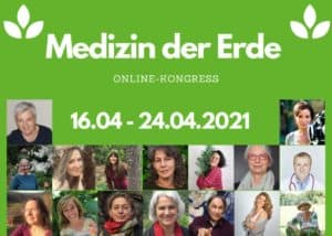 Medizin der Erde 3 Online-Kongress 2021 mit Christel Ströbel